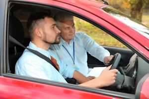 Driving Lessons in Liverpool Merseyside